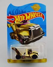 HOT WHEELS 2019 SPECIAL GOLD EDITION RIG STORM FYH08 LIMITED NEW RARE MODEL