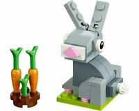 LEGO • CONIGLIETTO PASQUALE Bunny 40398 Polybag LIMITED EDITION NIB NEW SEALED