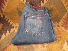 NWT Blue2 MADE IN CALIFORNIA USA Boot Leg Fit USED DIRTY REGULAR RISE SIZE 30