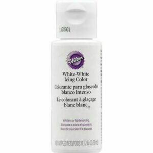 Wilton White-White Icing Colour - 56g