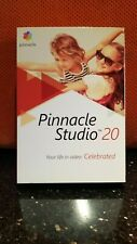 Pinnacle Studio 20 Video Editing Suite