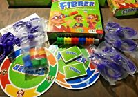 Fibber Board Game Replacement Parts-  read full description