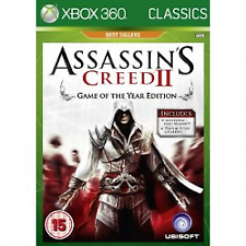 Assassins Creed II Game of The Year Classics Edition - Xbox 360