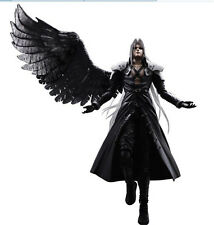 NEW Play Arts Kai Final Fantasy VII Advent Children Sephiroth PVC Action Figure