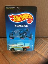 Mattel Hot Wheels 1988 Classics '57 Chevy Car #9638
