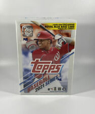 Topps 2021 Series 1 Baseball 7-Pack Blaster Box