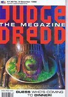 JUDGE DREDDThe Megazineno.3Dec1990