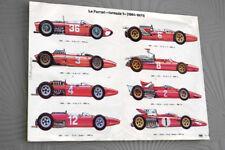 Ferrari F1 Clip Verre Cadre Clip A3