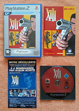 XIII PS2 / complet