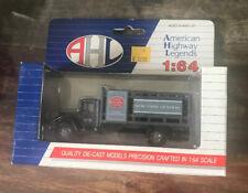 AHL Trucks - Mack Model BM New York Central System - 1:64 NIP
