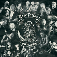 Rose Tattoo - Outlaws [New CD]
