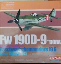 "dragon wings 1/72 FW 190D ""Dora'"