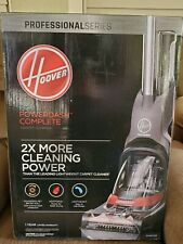Hoover Powerdash Complete Carpet Cleaner. New