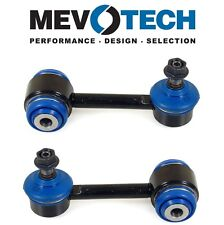 Pair Set of 2 Rear Sway Bar Links Mevotech MS80861 for Subaru Forester
