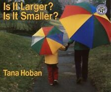 Is It Larger? Is It Smaller? (Paperback or Softback)