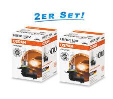 OSRAM hir2 9012 Original line 12v 55w NUOVO 2er Set