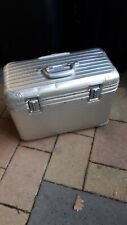 Rimowa Pilot Trolley 2 Wheel Aluminium Topas Large