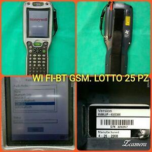 HONEYWELL DOLPHIN 9500 GSM GPRS Italy WI/FI BT - 9500LUP- 432-C30 lotto disponi