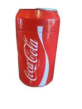 Koolatron Coca-Cola Mini Fridge Awesome For A Display Untested Coke Can Shape