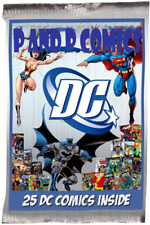 Dc -25 Comics Book Lot All Dc Comics No Duplicates Vf to Nm! Superman,Batman,Jla