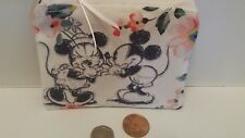 Cath Kidston Disney fabric handmade coin purse. Small purse.