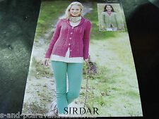 Sirdar  Country Style Double Knitting Pattern 9753