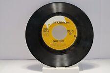 "45 RECORD 7""- FRANK SINATRA - EMPTY TABLES"