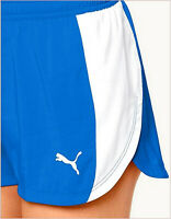 Puma ropa deportiva mujer sports shorts pantalon corto crossfit running azul XL