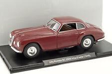 ALFA romeo 6c 2500 villa d 'este année 1949 Bordeaux 1:24 Leo Models
