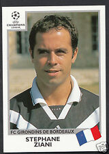 PANINI CALCIO ADESIVO-UEFA CHAMPIONS LEAGUE 1999-00 - N. 269-Bordeaux