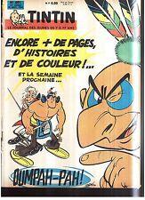 B12- Tintin N°691 Oumpha-pah!