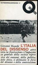 Giovanni Bianchi = L'ITALIA DEL DISSENSO