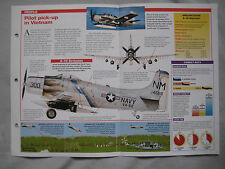 Aircraft of the World Card 3 , Group 7 - Douglas A-1 Skyraider, 'Sandy' Rescue