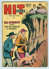 Hit Comics #57 March 1949 VG-