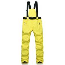Waterproof Women's Winter Snowboard Ski Pants Windproof Climbing Hiking Trousers