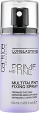 Prime And Fine Multitalent Fixing Spray Light and fast-drying for setting makeup