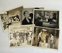 Vintage Original Movie Stills Lot Of Press Photos Hitler Beast Of Berlin 1939