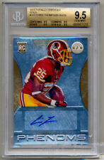 2013 Panini Certified Gold Chris Thompson Rookie RC Auto /10 BGS 9.5/10 POP 1/1