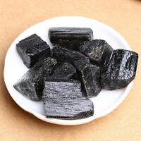 100g Bulk Natural Rough Tourmaline Crystal Stones Rock Healing Mineral Chakra
