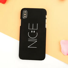 Lovely PC Hard Case Cute Cartoon Back Cover Case For iPhone X 8 7 Plus 6 6S Plus