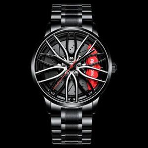 Men Casual Watch Top Quality Luxury Stainless Steel Waterproof 21 Variations!!