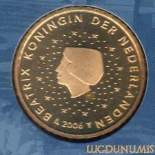 Pays Bas 2006 50 Centimes d'euro FDC BU Pièce neuve du coffret BU 50000 Exemplai