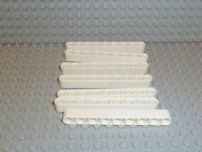 LEGO® Technic 7x Liftarm 1x9 weiß white 40490 Star Wars 8088 9761 42078 F1405