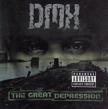 DMX : THE GREAT DEPRESSION / CD - NEUWERTIG