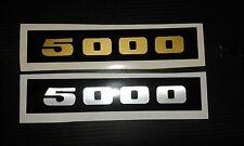 SOLEX   AUTOCOLLANT  CAPOT 5000 doré ou chromé au choix