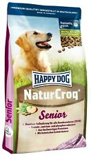 15 kg HAPPY DOG Naturcroq senior