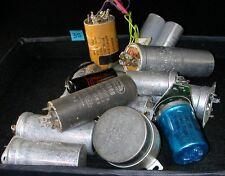 Axial Radial Capacitors - 3Lb Grab Bag - Lot 35