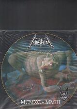 NIFELHEIM - MCMXC-MMIII LP clear vinyl