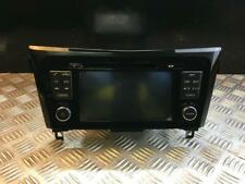 13-19 Nissan Qashqai J11 Radio/Lettore CD / Navigatore Satellitare Navigazione