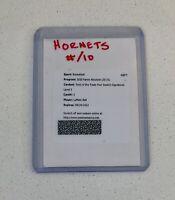 #/10 2021 ROY Lamelo Ball Auto RPA Rookie Patch Autograph EBay 1/1 BT Prizm Gold